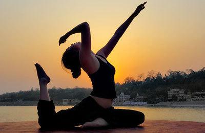 Yoga Tour-My Tour To India