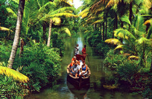 Kerala Tour Package-My Tour To India